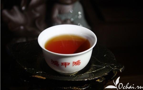 Купить прессованный Шу Пуэр из Китая